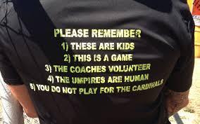 sports parent list